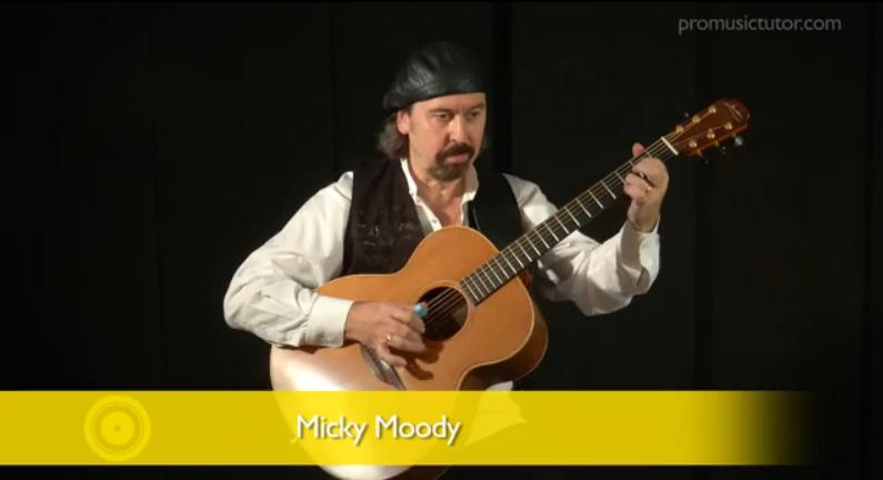 Micky Moody - I Eat Them For Breakfast